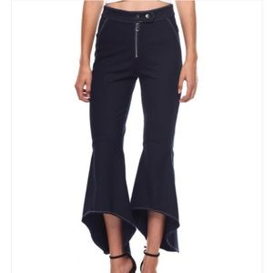DO+BE Hilo zip front pants